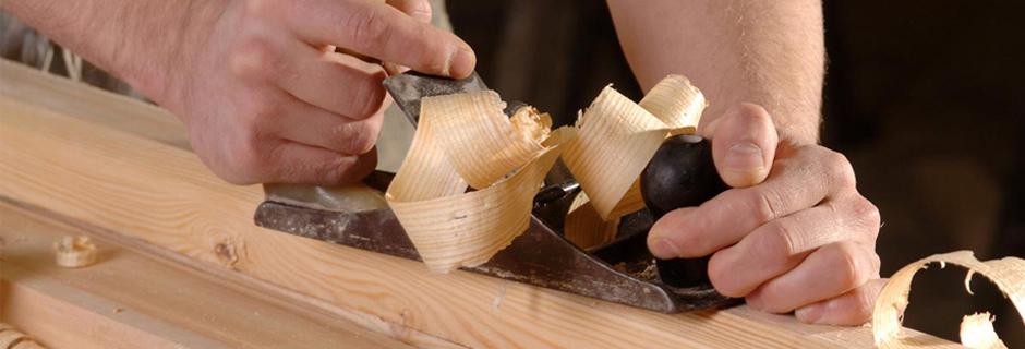 Изделия из дерева ручной работы
